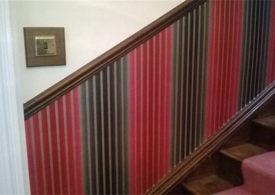 Sanderson Wallpaper supplied by Brewers of Exeter
