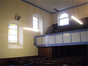 Sampford Peverall Methodist Church - completed