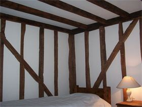 Old Water Mill bedroom